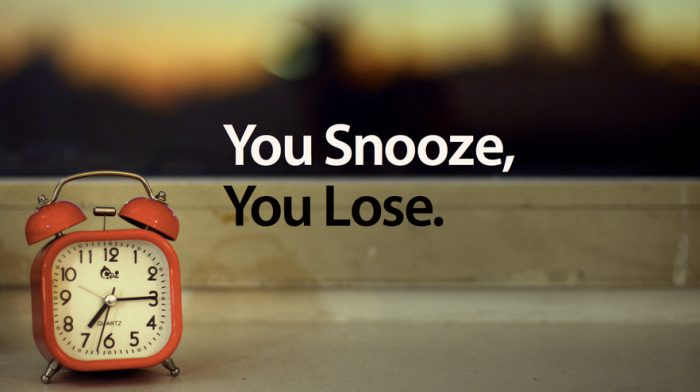 dormire bene in sette giorni