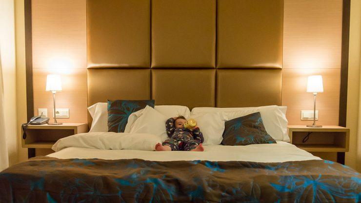 bambini nel lettone - dormire bene