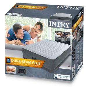 Gonfiabile Intex Comfort Plush