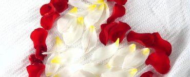 come decorare la camera da letto per San Valentino