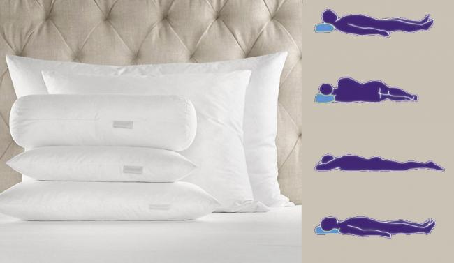 Cuscino Lungo Per Chi Dorme Sul Fianco.Cuscino Per La Cervicale Materassi Pro