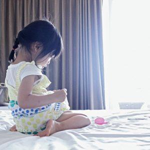 Bambini che bagnano il letto: che fare?