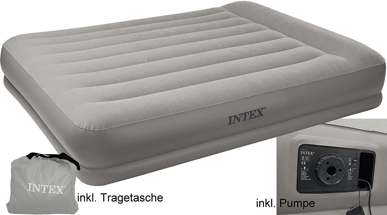 Materasso gonfiabile lungo Intex 67748