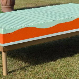 Materasso in memory foam ARTAX by Joyshop