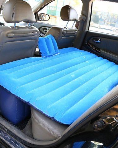 materasso gonfiabile per auto